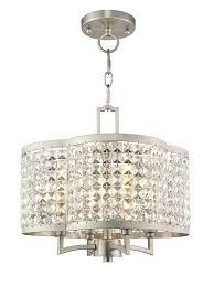 4 light bn mini chandelier ceiling mount