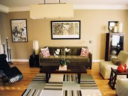 benchcraft furniture brown varnished wood bench shelves grey rug living room what color furniture goes with what color curtains go with orange walls