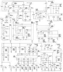Nissan D21 Fuel System Diagram