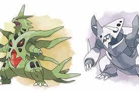 Pokémon Sun and Moon - Mega Tyranitar, Aggron, Manectric, and Abomasnow  download codes for Tyranitarite, Aggronite, Manectricite and Abomasite •  Eurogamer.net