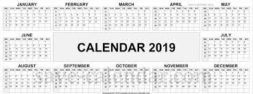 Week Number Calendar 2019 Calendar By Week Numbers Week Number 2019 Calendar