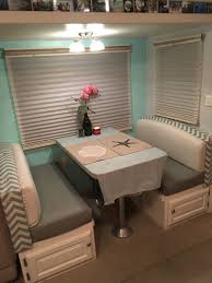 Image Travel Trailer Awesome 31 Excellent Ideas To Decorating Rv Interior Httpscooarchitecturecom Pinterest Pin By Connor Elizabeth On Zaragoza Rv Remodeled Campers Camper