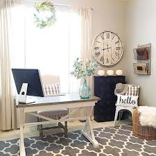 small home office decor. Amazing Ideas Small Office Decor Incredible Decoration WorkspaceOffice Workspace White Image Gallery Collection Home U