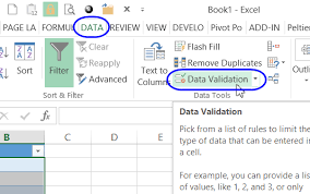 How To Add A Drop Down Box In Word Excel Drop Down Lists Data Validation