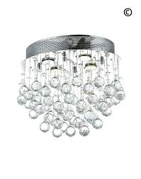 flush mount crystal oval cer led chandelier designer dsi lighting callisto light fixture