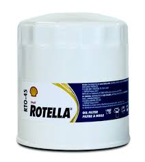 Shell Rotella Oil Filters Maintenance Government Fleet