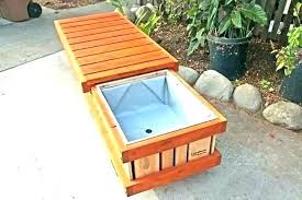 garden planter bench planters bench garden planter plans benches with model outdoor box seat kmart outdoor