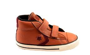 converse boys all star leather ankle boots tan 754354 9 infant baby shoes converse shoe red best ers