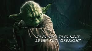 Star Wars Zitate Yoda Englisch Cool Y Art