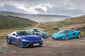 Aston Martin Vantage Vs Porsche 911 Vs Mclaren 540c Triple Test Autocar