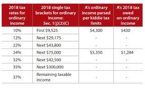 understanding the new kid tax