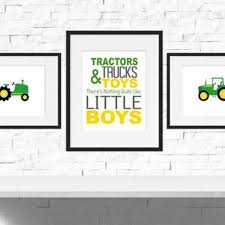Tractor Themed Bedroom Impressive Decoration