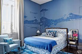 Interior: Contemporary romance. Royal Blue BedroomsRoyal ...
