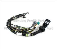 brand new oem lh front door wiring harness ford f image is loading brand new oem lh front door wiring harness