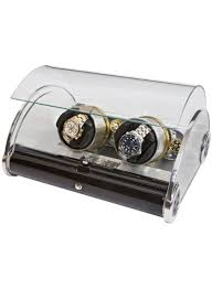 rapport automatic watch winders leather goods the time arc duo watch winder