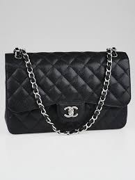 Best 25+ Chanel jumbo ideas on Pinterest | Channel bags, Channel ... & Chanel Black Quilted Caviar Leather Classic Jumbo Double Flap Bag Adamdwight.com