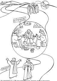 Bildergebnis Für Emmausgeschichte Im Kindergarten Religiöses