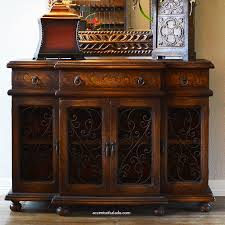 Tuscan Style Living Room Furniture Hand Painted Buffet Foyer Chest At Accents Of Salado See Details