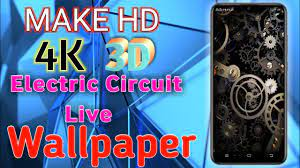HD 4K Live wallpaper app for Android ...