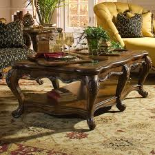 Michael Amini Living Room Furniture Michael Amini Palais Royale Coffee Table Reviews Wayfair