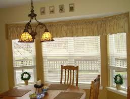Gorgeous Bay Window Kitchen Curtains Kitchen Curtains Bay Window Eiforces
