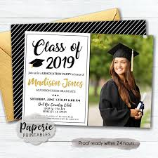 Design Grad Party Invites Graduation Party Invitation Graduation Ceremony Invitation