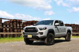 Quick Spin: 2017 Toyota Tacoma TRD Pro – Limited Slip Blog