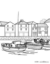 Small Picture Fishing boat deck coloring pages Hellokidscom