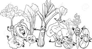 Small Picture Best Vegetable Coloring Pictures Images Coloring Page Design