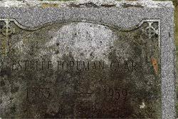 Estelle Foreman Clark (1885-1959) - Find A Grave Memorial