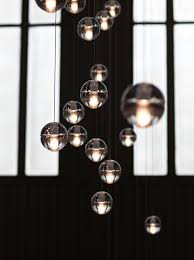 bocci led pendant replica lights by omer arbel is beautiful efficient designer crystal clear round glass ball suspension lamp delivery australia wide