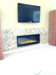 in wall electric fireplaces electric wall mount fireplace costco