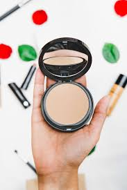 bareskin perfecting veil in tan to dark shade or in other words their setting powder