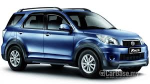 Toyota Rush (2014) 1.5S (A) in Malaysia - Reviews, Specs, Prices ...