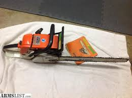stihl chainsaw shotgun. great shape stihl chain saw 038 magnum 11 call or tex redacted stihl chainsaw shotgun a