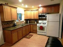 quartz countertops with oak cabinets awesome kitchen nt colors light and wood large size