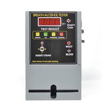 Breathalyzer Vending Machine Reviews Delectable Alcohol Breath Detector Vending Machine Coin Operated Breathalyzer