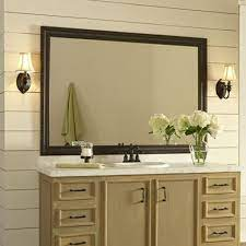 Oil Rubbed Bronze Mirror Frame Frames For Mirrors On Walls Mirrormate