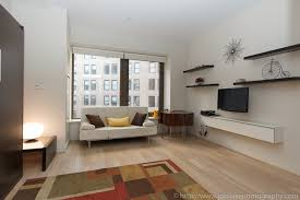 New York Living Room New Apartment Photographer Work Studio In The Financial District