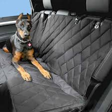 high quality car pet back seat covers bench seat 600d oxford car interior travel accessories car