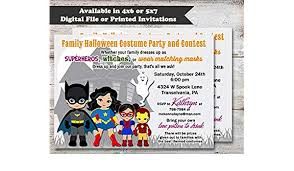 Amazon Com Superhero Costume Family Halloween Costume Or