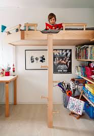 Get creative with vertical space.