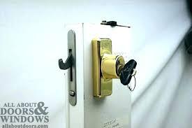 jeld wen sliding patio door lock puroparisite patio door lock key pella sliding door keyed lock