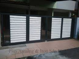 Bungalow Grill Design Door Grill Window Grille Contractor Malaysia