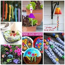 28 creative kid s garden crafts