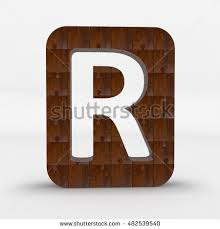 the letter r carved into the wooden wall of the puzzle the image on a on puzzle into wall art with letter r carved into wooden wall stock illustration 482539540