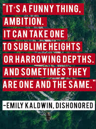 Funny Quotes About Ambition