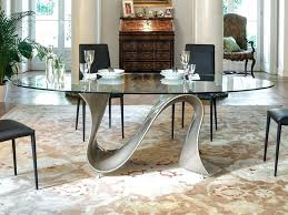 modern dining room tables italian modern furniture dining table