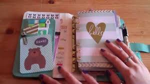 Whats In My Websters Pages Color Crush Planner Youtube