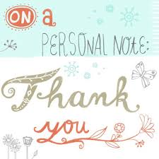 Thank You Note Example Stunning How To Write A Thank You Note Hallmark Ideas Inspiration